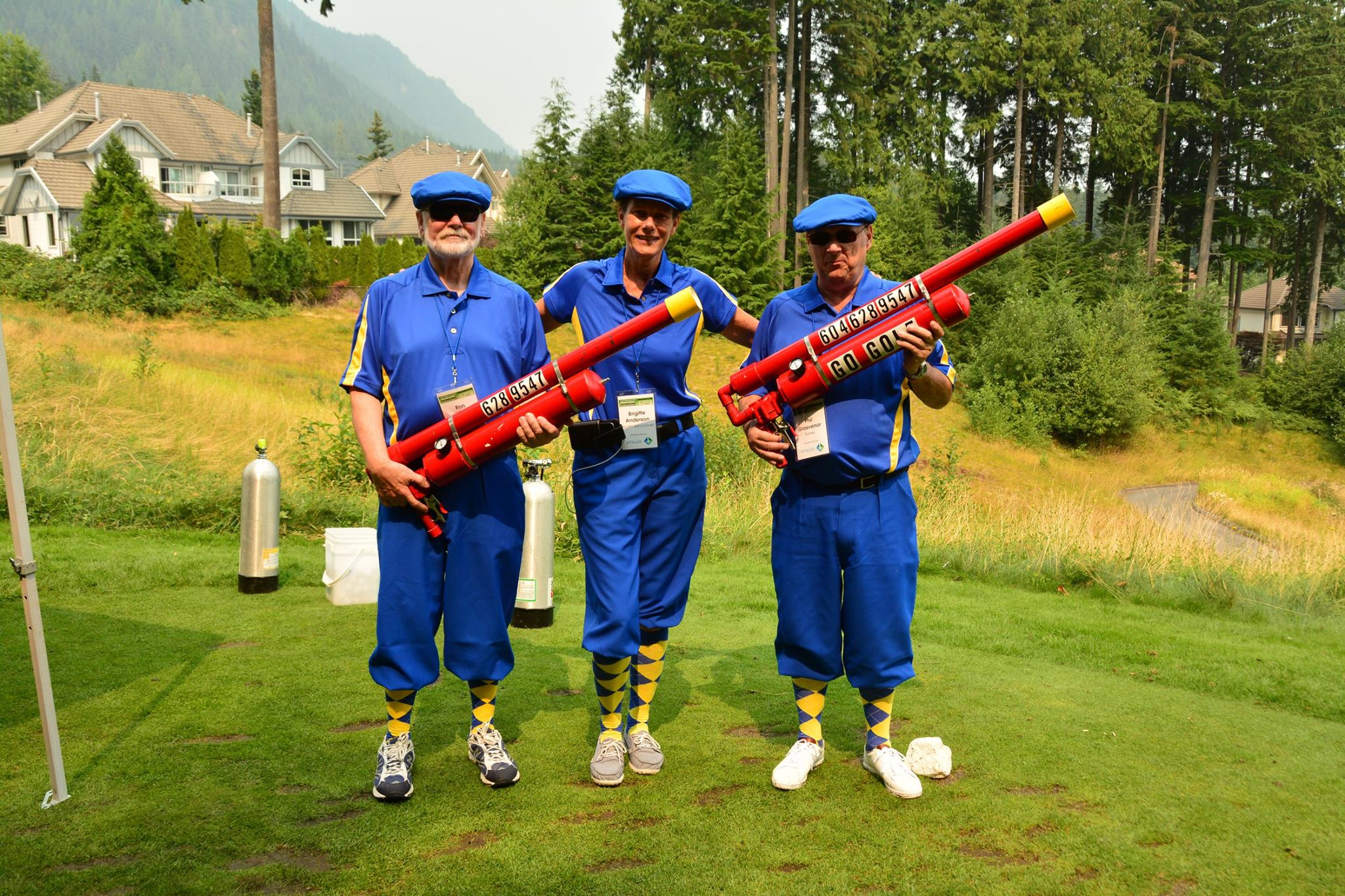 Golf Canon Team